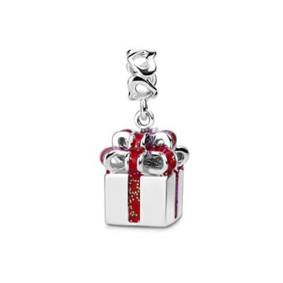 Cute Gift Box Charm