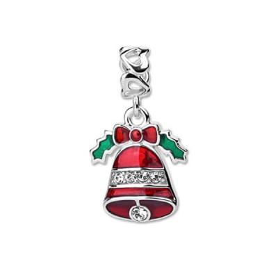 Christmas Bell Charm
