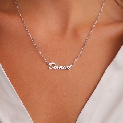 Personalized Name Necklace Gifts For Her